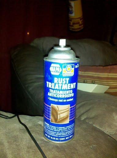 Napa Rust Treatment Permatex 765-1671